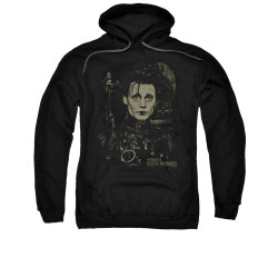 Image for Edward Scissorhands Hoodie - Edward