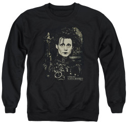 Image for Edward Scissorhands Crewneck - Edward