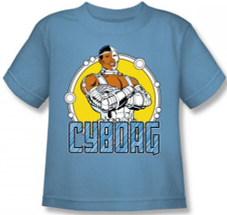 Image for Cyborg Kid's T-Shirt