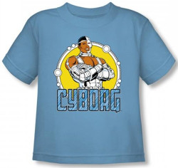 Image for Cyborg Toddler T-Shirt