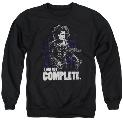 Image for Edward Scissorhands Crewneck - Not Complete