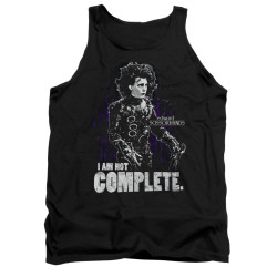Image for Edward Scissorhands Tank Top - Not Complete