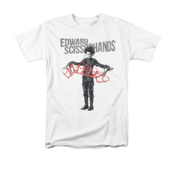 Image for Edward Scissorhands T-Shirt - Show & Tell