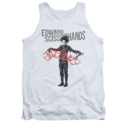 Image for Edward Scissorhands Tank Top - Show & Tell