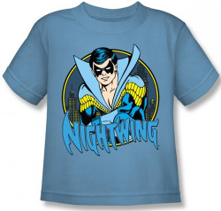 Image for Nightwing Kid's T-Shirt