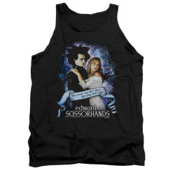 Image for Edward Scissorhands Tank Top - That Night