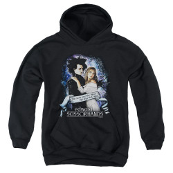 Image for Edward Scissorhands Youth Hoodie - That Night