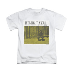 Image for Miles Davis Kids T-Shirt - Miles And Milt
