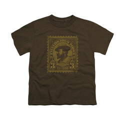 Image for Thelonious Monk Youth T-Shirt - The Unique