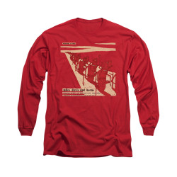Image for Miles Davis Long Sleeve Shirt - Davis And Horn