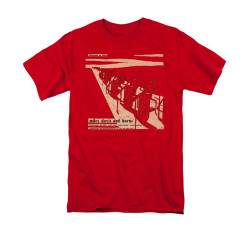 Image for Miles Davis T-Shirt - Davis And Horn