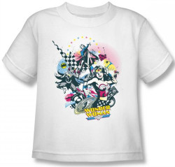 Image for Power Trio Kid's T-Shirt