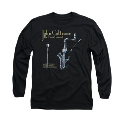 Image for John Coltrane Long Sleeve Shirt - Paris Coltrane