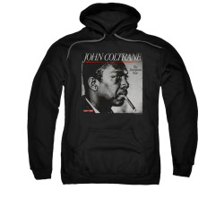 Image for John Coltrane Hoodie - Smoke Breaks
