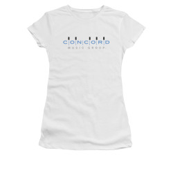 Image for Concord Music Girls T-Shirt - Concord Logo