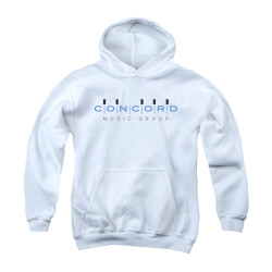 Image for Concord Music Youth Hoodie - Concord Music/concord Music/concord Logo