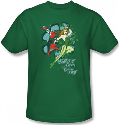Image Closeup for Harley and Ivy T-Shirt