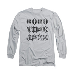 Image for Good Time Jazz Long Sleeve Shirt - Vintage