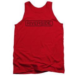 Image for Riverside Records Tank Top - Vintage
