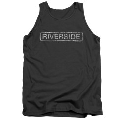 Image for Riverside Records Tank Top - Distressed