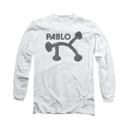 Image for Concord Music Long Sleeve Shirt - Retro Pablo