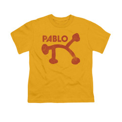 Image for Concord Music Youth T-Shirt - Pablo Distress
