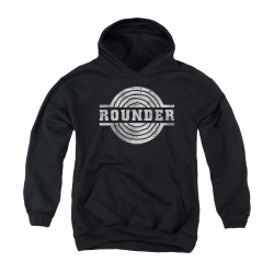 Image for Rounder Records Youth Hoodie - Retro Logo
