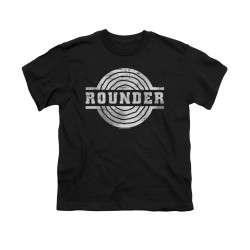 Image for Rounder Records Youth T-Shirt - Retro Logo