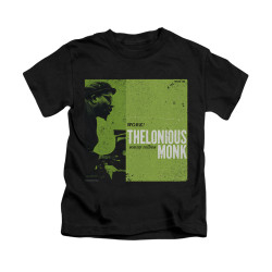 Image for Thelonious Monk Kids T-Shirt - Work