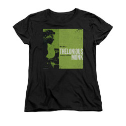 Image for Thelonious Monk Womans T-Shirt - Work