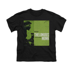Image for Thelonious Monk Youth T-Shirt - Work