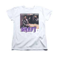 Image for Isaac Hayes Womans T-Shirt - Shaft