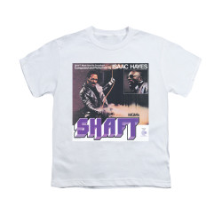 Image for Isaac Hayes Youth T-Shirt - Shaft