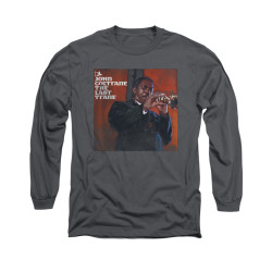 Image for John Coltrane Long Sleeve Shirt - Last Train