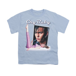 Image for Cry Baby Youth T-Shirt - Title
