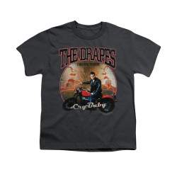 Image for Cry Baby Youth T-Shirt - Drapes