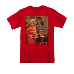 Image for Cry Baby T-Shirt - Kiss Me
