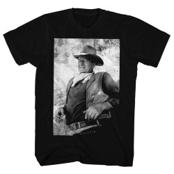 Image for John Wayne Leaning T-Shirt