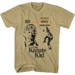 Karate Kid T Shirt - 1984 Champions