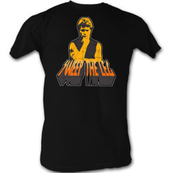 Image for Karate Kid T Shirt - Sweep the Leg!