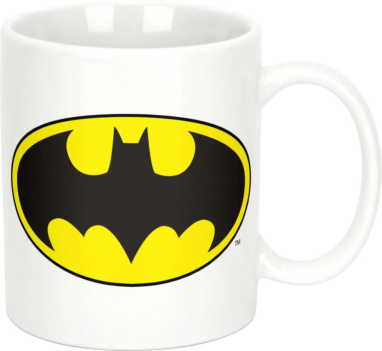 a8289a20515b8f Batman Logo Cuddle Cup - NerdKungFu