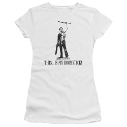 Image for Army Of Darkness Girls T-Shirt - Boomstick!
