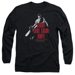 Image for Army Of Darkness Long Sleeve Shirt - Sugar