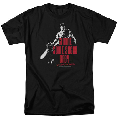 Image for Army Of Darkness T-Shirt - Sugar
