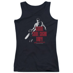 Image for Army Of Darkness Girls Tank Top - Sugar
