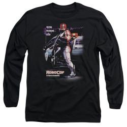 Image for Robocop Long Sleeve Shirt - Poster