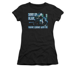 Image for Robocop Girls T-Shirt - Dead Or Alive
