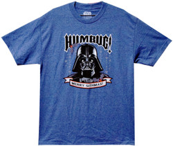 Image for Star Wars Darth Vader Merry Sithmas T-Shirt
