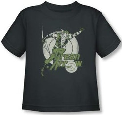 Image for Green Arrow Right on Target Toddler T-Shirt