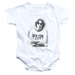 Image for John Lennon Baby Creeper - New York